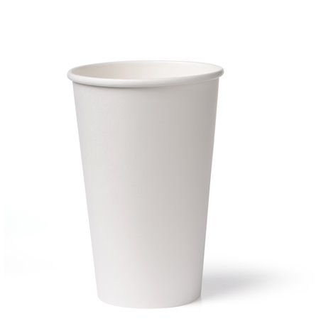 Coffee To go Paper Cup white 16oz (90mm) 450cc (Small package) - Horecavoordeel.com
