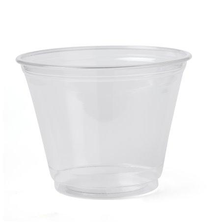 Juice Cup transparent 266cc 95x73mm (Small package) - Horecavoordeel.com