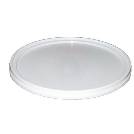 Deksels Transparant voor Emmer 5 Liter (Klein-verpakking) Horecavoordeel.com