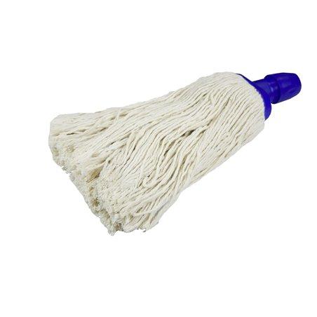"""Mop Spaans 250 Gram """"A- Kwaliteit"""" Blauwe Dop (Klein-verpakking) Horecavoordeel.com"""