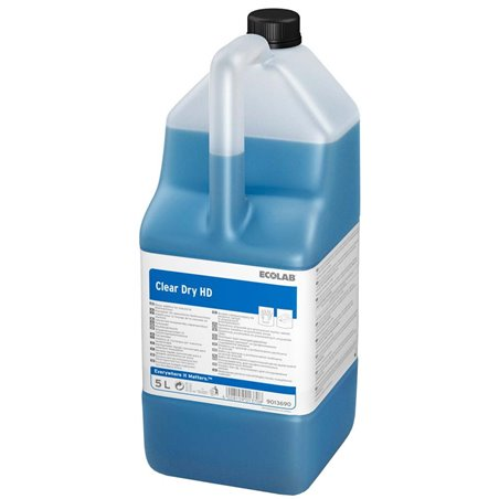 Naglansmiddel Ecolab Clear Dry Classic (Klein-verpakking) Horecavoordeel.com