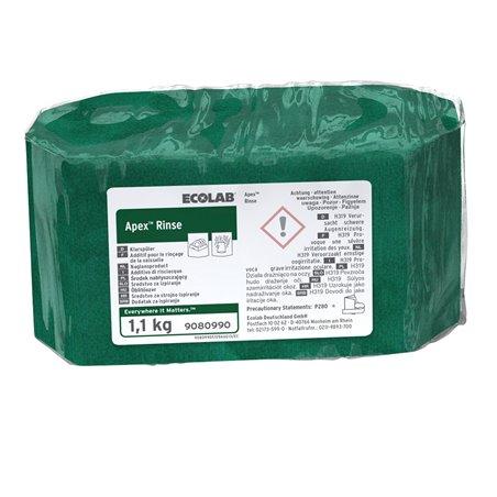 Naglansmiddel Ecolab Apex Rinse Blokvorm Horecavoordeel.com
