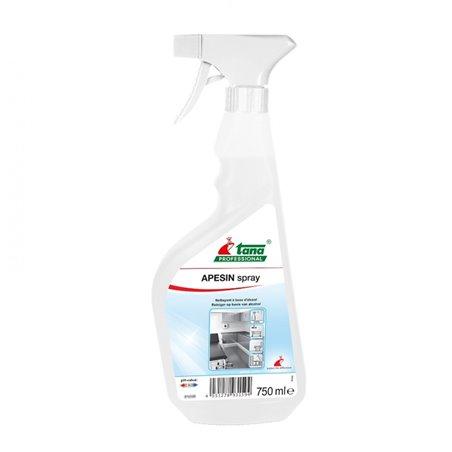 Tana Apesin Spray Reiniging Op Alcoholbasis Sprayflacon (Klein-verpakking) Horecavoordeel.com