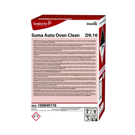 Ovenreiniger Suma Auto Oven Clean D9.10 Safe pack Horecavoordeel.com