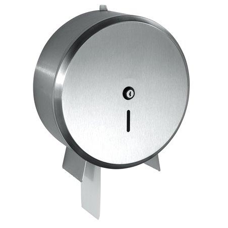 Toiletdispenser Euro Maxi Jumbo Rvs Horecavoordeel.com