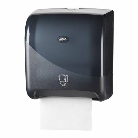Handdoek Automaat Euro Tear & go Pearl Black Horecavoordeel.com
