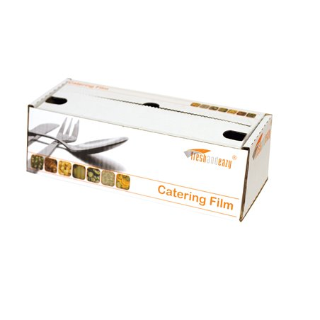 Catering- Cling Folie PVC Dispenserdoos 450mm x 300 meter Horecavoordeel.com