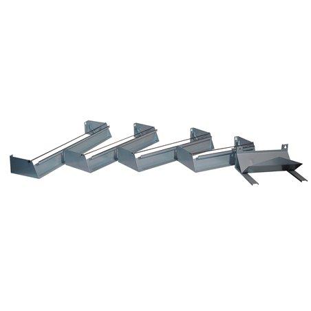 Folierol Dispenser voor Aluminium- Catering- Cling Folie 450mm Horecavoordeel.com