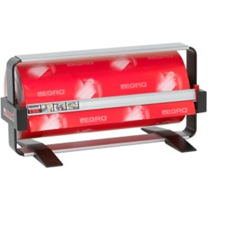 Folierol Papierrol Dispenser Aluminium 500mm Horecavoordeel.com