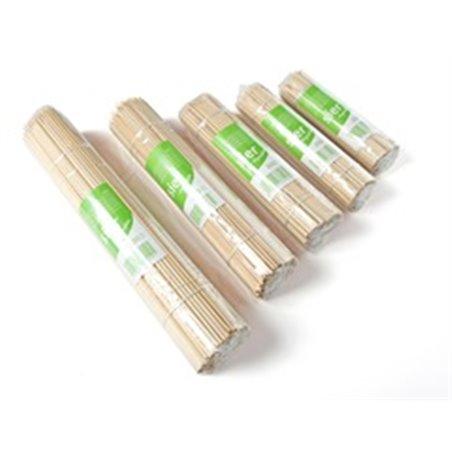 Saté Bamboe Prikkers Ø 2,5 x 180mm (Klein-verpakking) Horecavoordeel.com