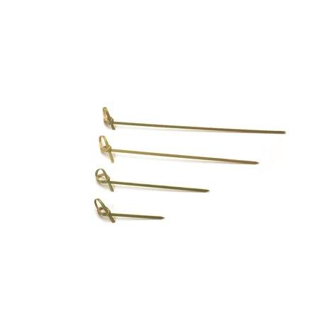 Bamboe Knoopprikkers 60mm (Klein-verpakking) Horecavoordeel.com