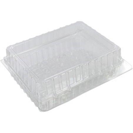 Gebaksdozen Plastic Transparant 140 x 100 x 50mm Horecavoordeel.com