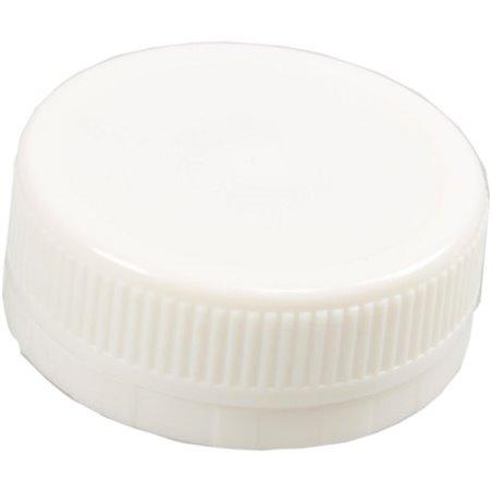 Doppen Wit voor Pet Flessen Ø 38mm Horecavoordeel.com