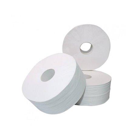 Toiletpapier Maxi Jumbo (EM) 2 Laags 380m 1520 Vel Horecavoordeel.com