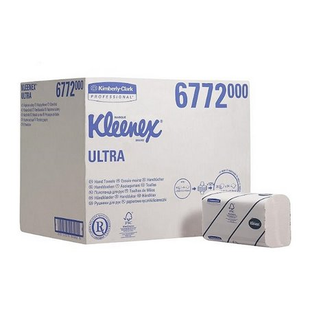 Handdoek Interfold 2 Laags Kleenex 21,5x31,5cm Horecavoordeel.com