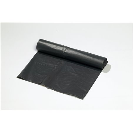 Afvalzakken 900 x 1250mm 18my Zwart (Klein-verpakking) Horecavoordeel.com