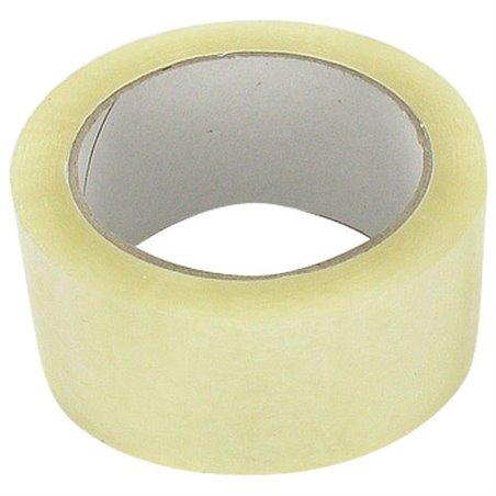 Tape Transparant High Tack Extra PP 48mm x 66 meter (Kleinverpakking) Horecavoordeel.com