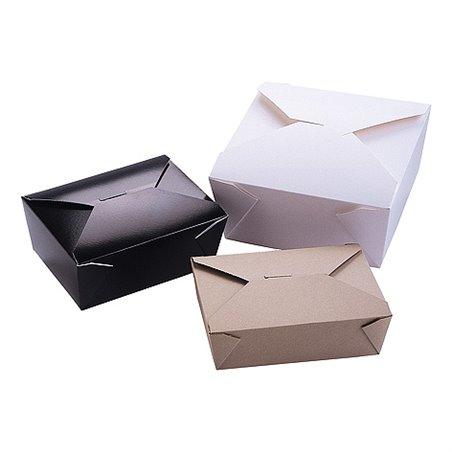 Kartonnen Bakken 1470ml Biopack Plus 2 Earth Recycled 216 x 159 x 48mm Horecavoordeel.com