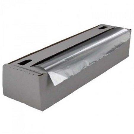 Aluminium Folie 40cm x 200m 11my Dispenserdoos Horecavoordeel.com