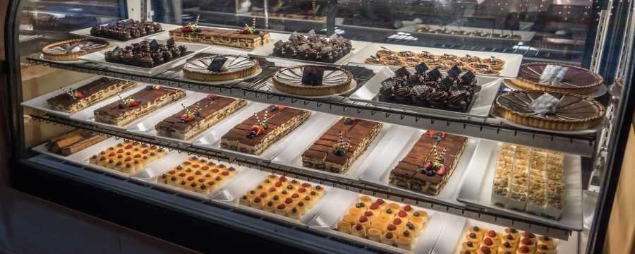 Op zoek naar ronde Dessert Cups op een voetje - Gizeh Bakjes? -Horecavoordeel.com-