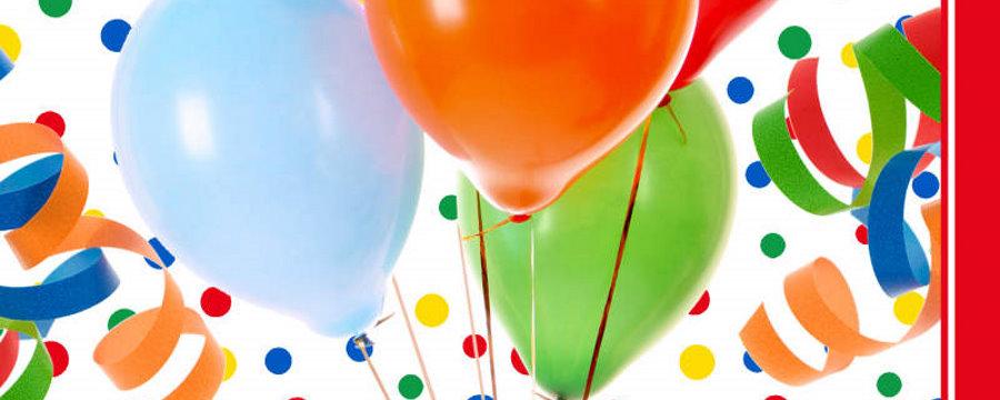 Ballonnen van natuur rubber -Horecavoordeel.com-
