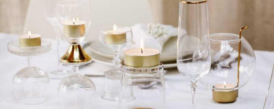 Op zoek naar restaurant kwaliteit Theelichten van Bolsius? -Horecavoordeel.com-